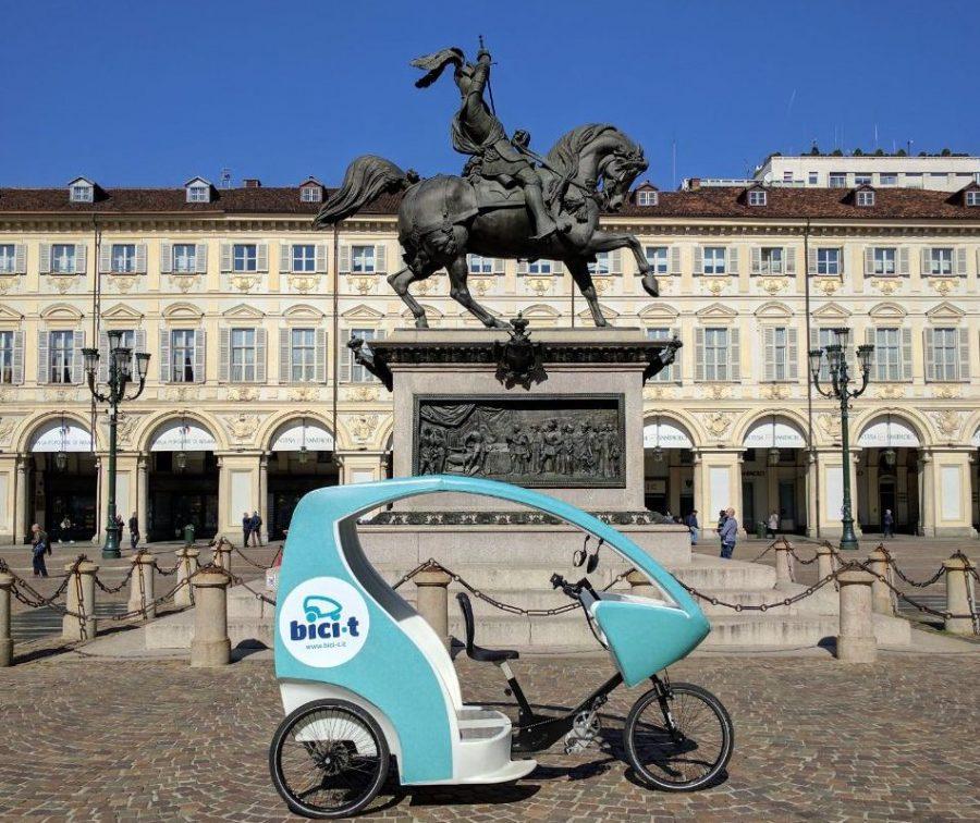 Noleggia un triciclo per l'intera giornata