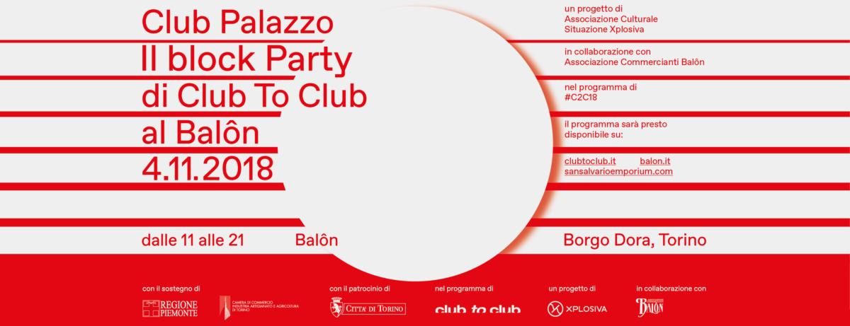 Tour in risciò per Club Palazzo