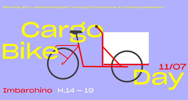 Cargo bike day: talk, test ride e aperitivo