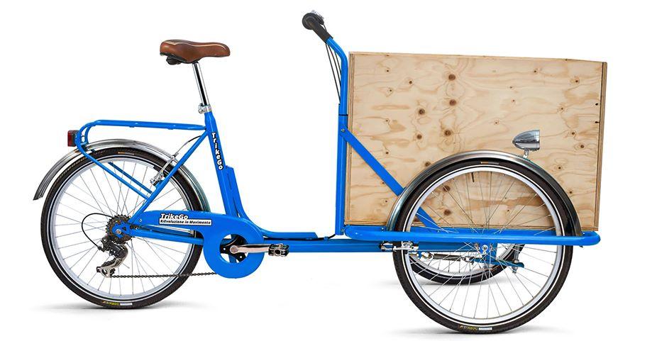 Cargo Bike Day per la SEMS 2020