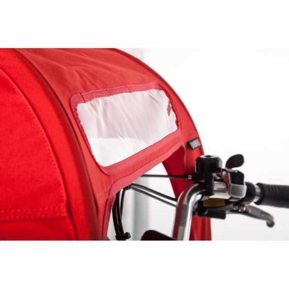 Tenda Parasole senza supporto - parte posteriore