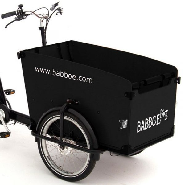 Black Babboe - Big