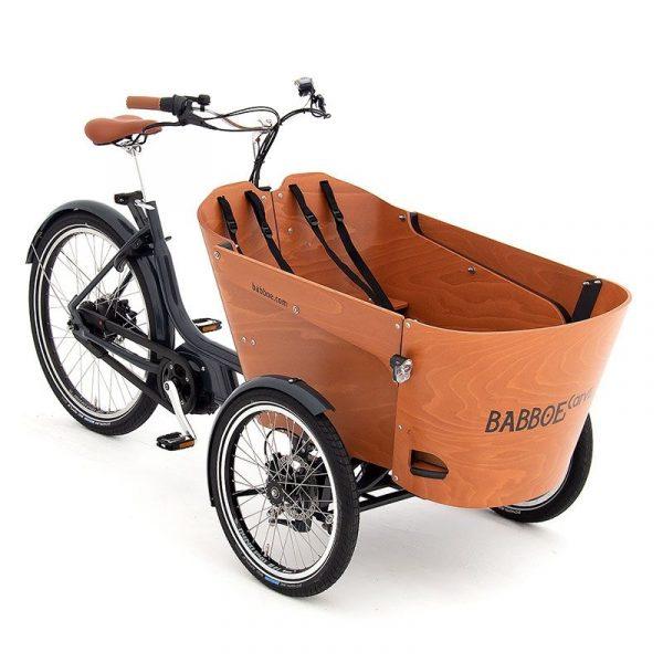 BABBOE CARVE MOUNTAIN - PER TRASPORTARE 2 BAMBINI con una guida sportiva