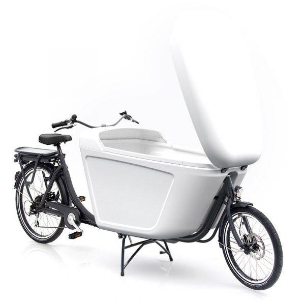 BABBOE PRO Bike-E - White