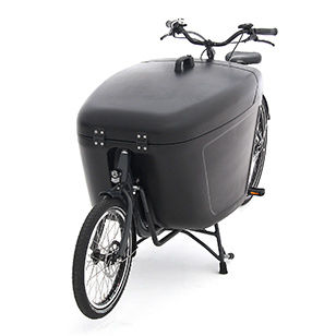 Babboe PRO Bike Composite per uso professionale