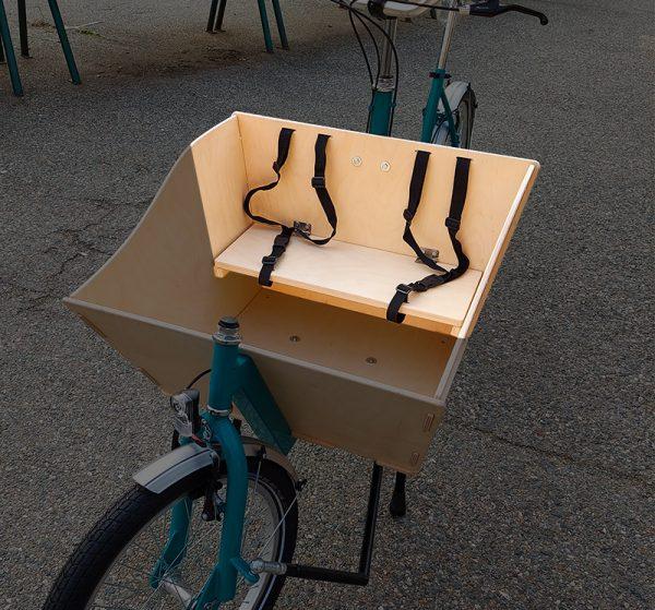 Kit panchetta + 2 cinture per bambini - IRENA Bike