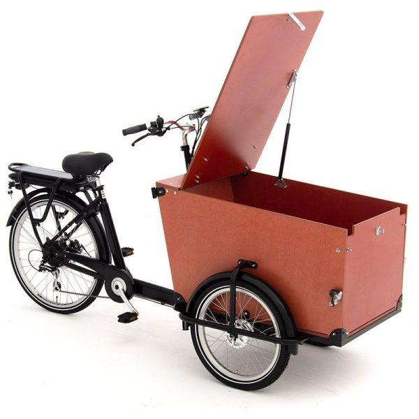 Babboe PRO Trike-E per uso professionale