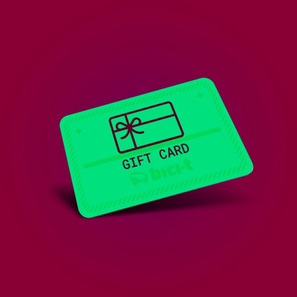 Gift Card 50 - Valida per un noleggio di una giornata di una cargo elettrica