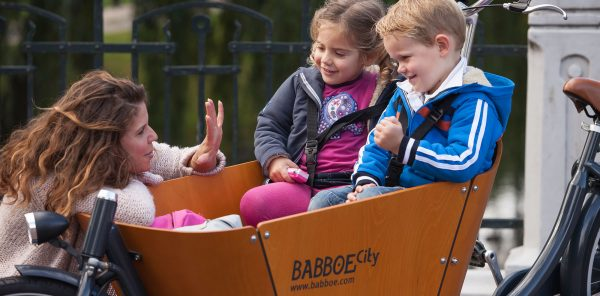 Babboe City-E 450Wh
