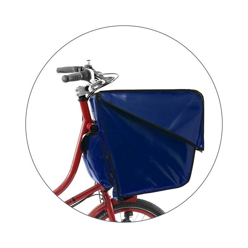 BICICAPACE - Borsa in PVC - Bici Capace