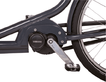 Babboe Pro Bike Flightcase Midmotor 400 Wh