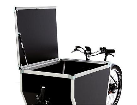 Babboe Pro Bike Flightcase Midmotor 500 Wh