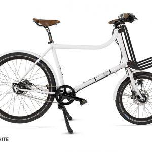 BICICAPACE - COMPACT SPORT - White - Bici Capace