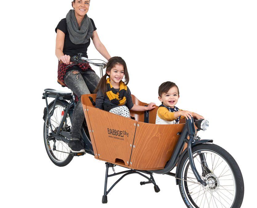 Cargo bike, noleggio e vendita a Torino