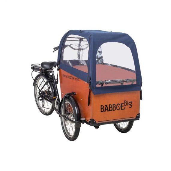 Babboe Big – Copertura parapioggia