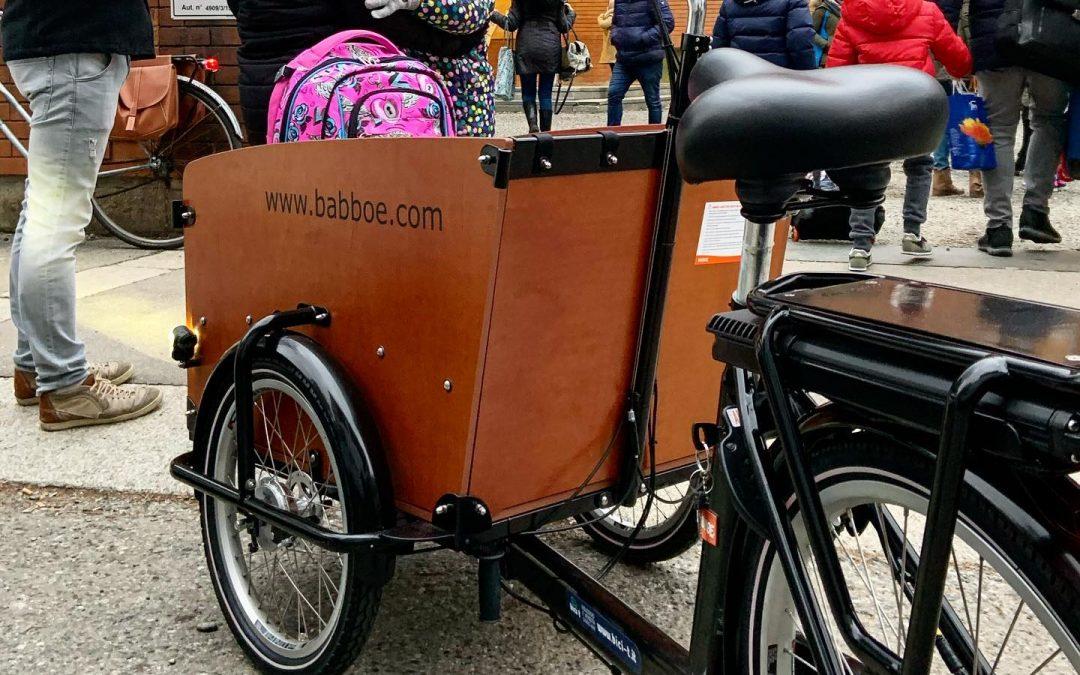 Sosteniamo il Bike to school