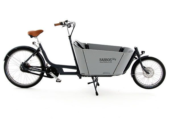 Babboe City Mountain 500Wh