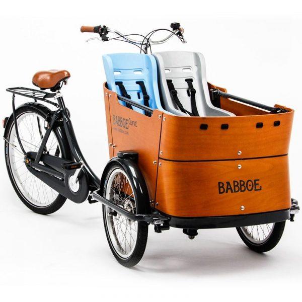 BABBOE - Seggiolino per bambini 8-18 mesi