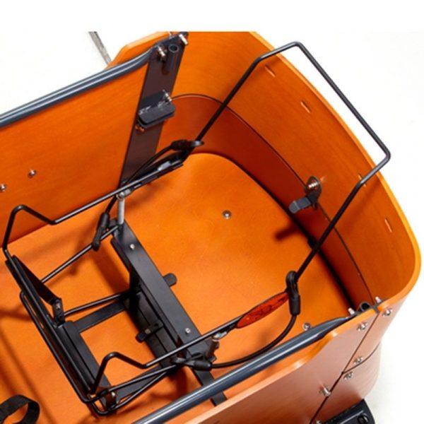 Adattatore per cargo bike babboe porta ovetto Maxi Cosi by Steco