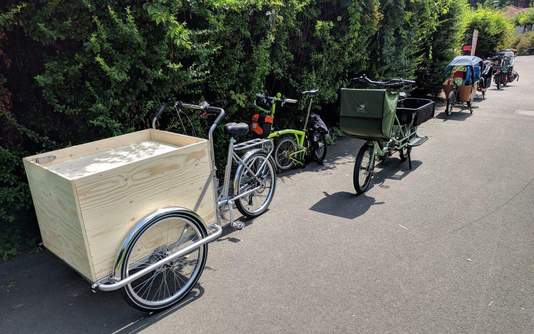 Cargo Bike Day all'Imbarchino